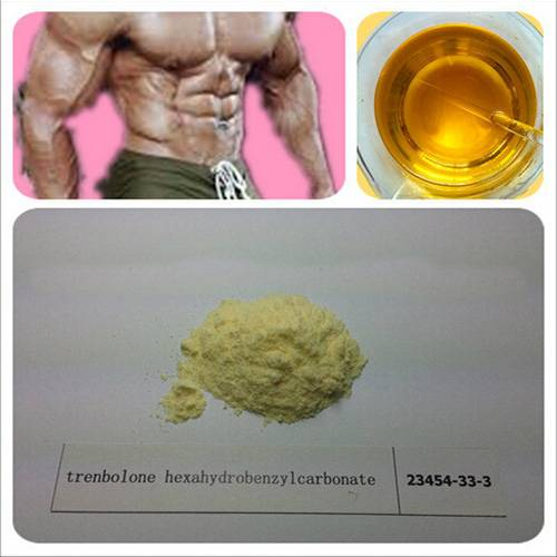 Parabolone 50 Injectable Anabolic Steroids Trenbolone Powder CAS 23454-33-3