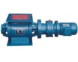 Rotary discharger