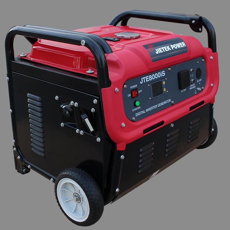 8000W Alternative energy inverter generators JTE8000iS
