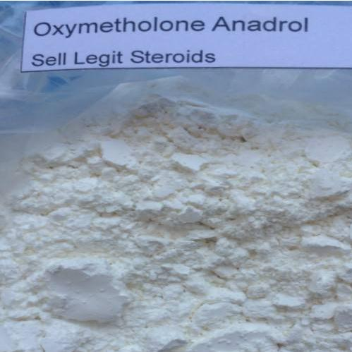 Oxymetholone Anadrol Anapolon CAS 434-07-1 anabolic-androgenic steroid
