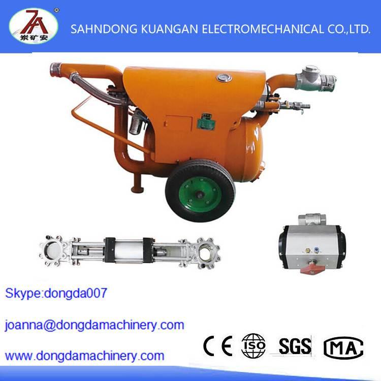 QYF Series mining pneumatic desilting sewage pump