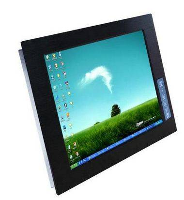"""Cheap 17"""" Industrial Monitor touchscreen display IPM-17T"""