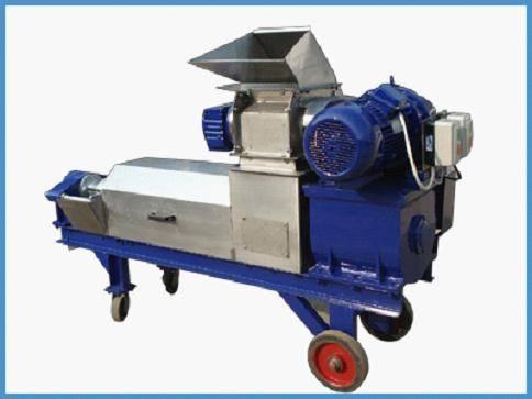 Sale vegetable or fruit juice extruder machine