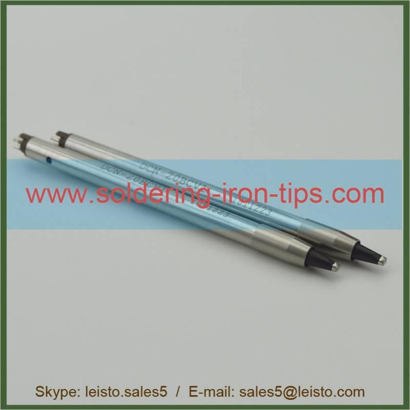 Black chromium Apollo Seiko DCN-20BCV1 Nitrogen Soldering Tip DCN series tips Apollo solder tips