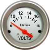 Utrema Auto Voltmeter Gauge