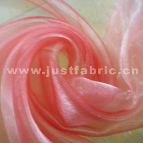 pearl organza,100% nylon organza
