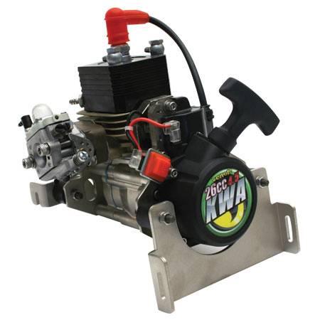Venom 26cc 4.5 KWA Marine Engine