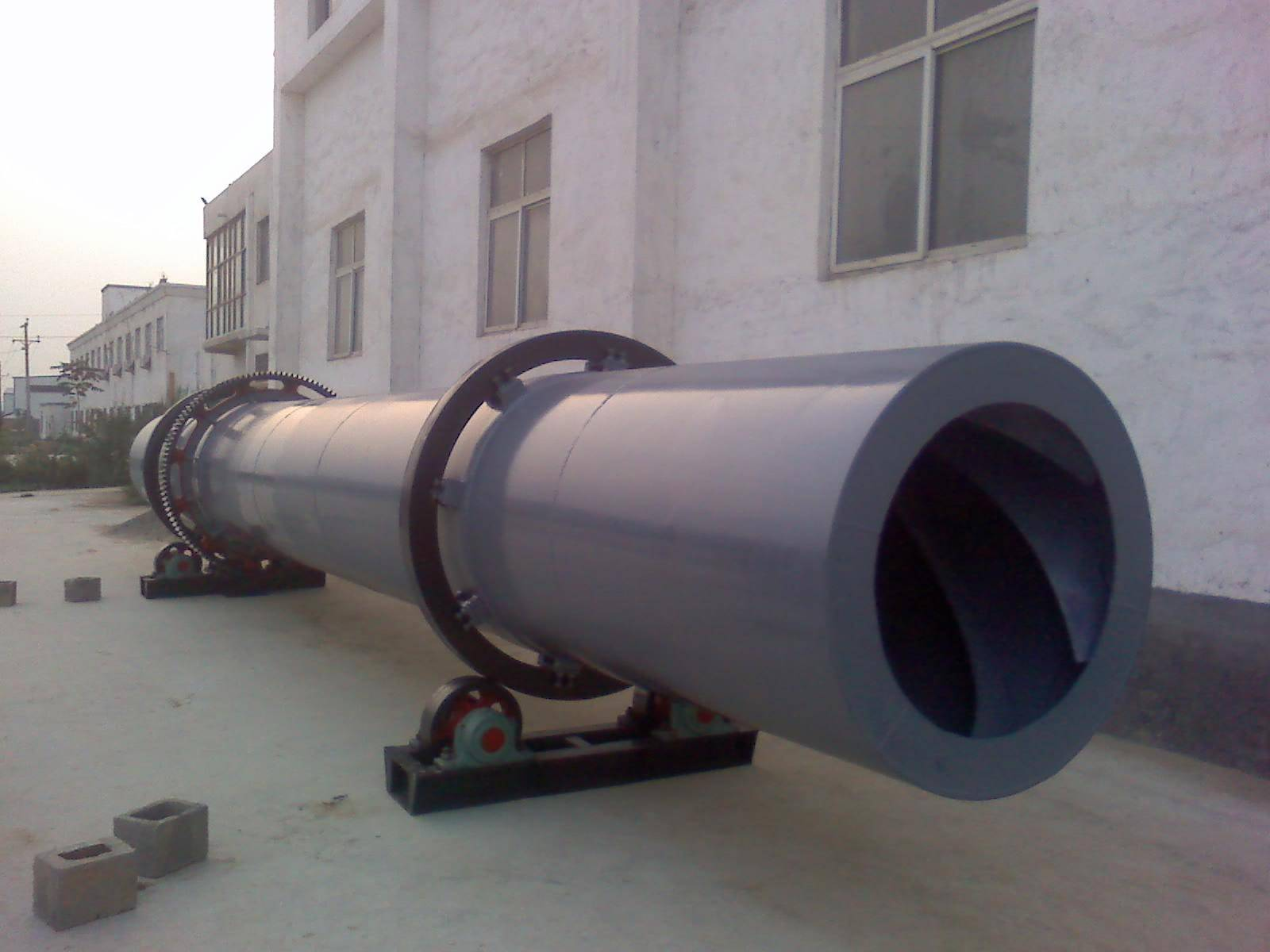 sell coal powder rotary drum dryer