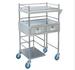 Medicine distribution trolley with drawers RCS-H0Z9