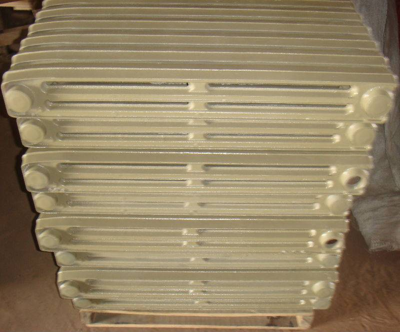 Rocca cast iron radiator for Algeria