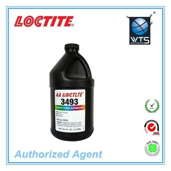 UV Glue Loctite 3493