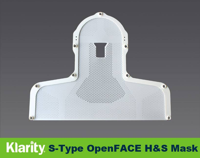 Sell Type-S Openface Mask Thermoplastic Mask