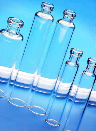 sell Borosilicate glass vials, ampoule, bottle