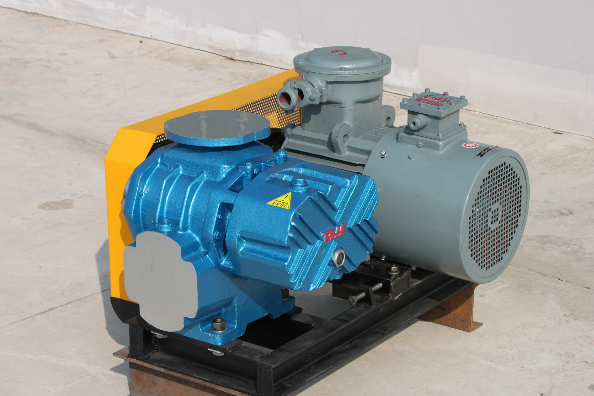 nantong rongheng positive displacement blower