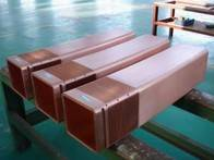 copper mould tube for CCM,copper mould tube