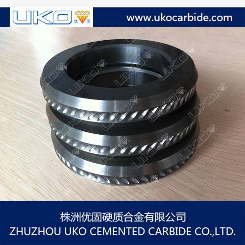 Tungsten carbide ring rolling mill