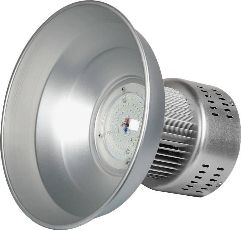 high bay light with perfect lumen effect