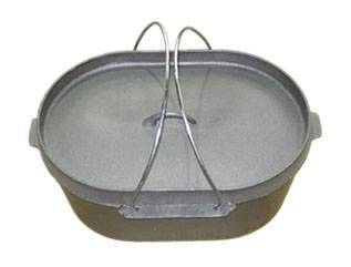 Castiron Dutch Oven (FRS-412)