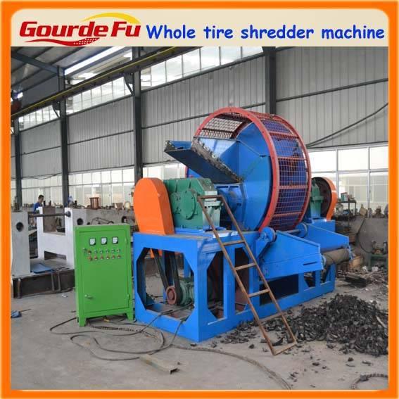 2013 Automatic Whole Tire Shredder/Automatic Shredder