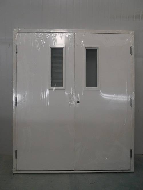 FM Approval Steel Fire Rated Door