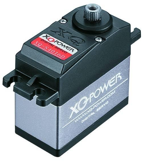 Waterproof digital servo XQ-S4016D,high torque for radio control