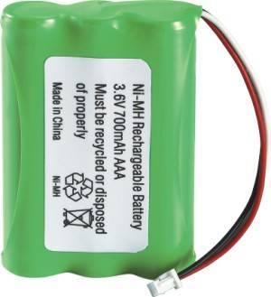 Sell NiMH battery 3.6V 750mAh AA Cells for Emergency light