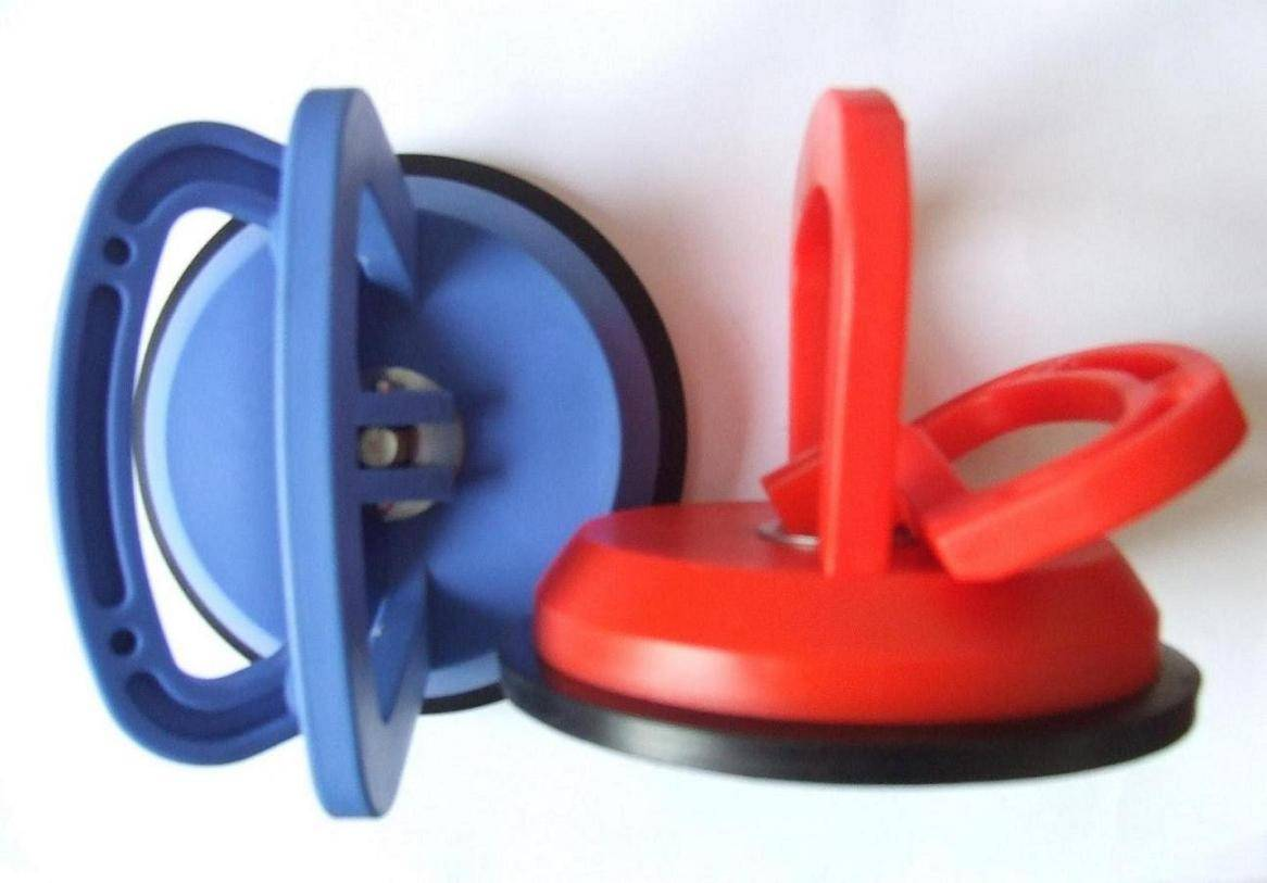 PLASTIC GLASS SUCTION CUPS, GLASS LIFTING TOOLS
