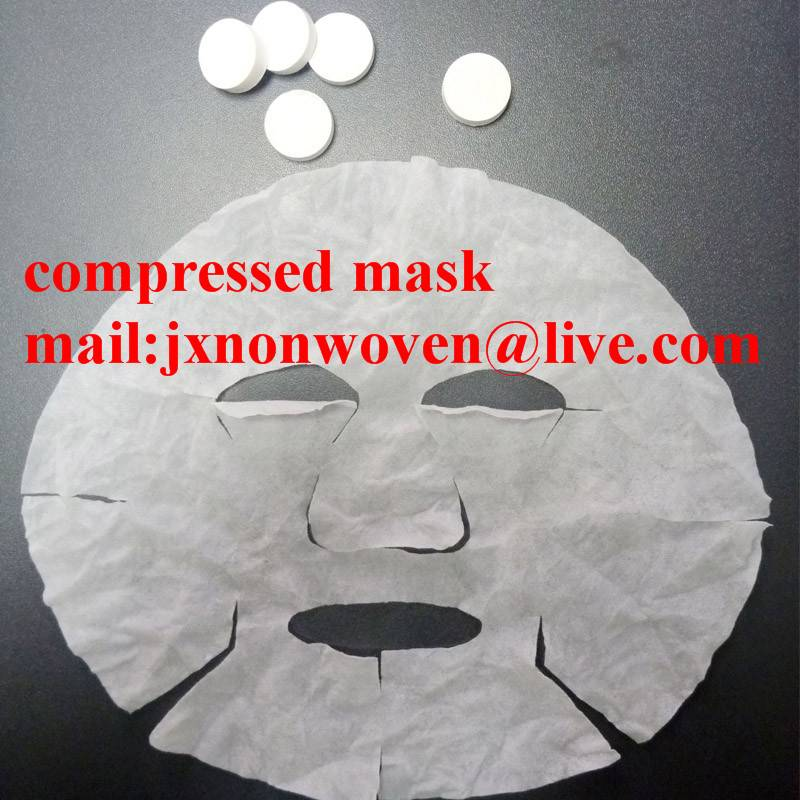New Arrival 12 pcs Makeup Face Skin Care Facial Beauty Compressed Dry Mask Paper Compression mask