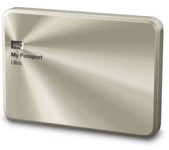 Western Digital WD My Passport 2TB Portable External HDD Hard Drive Disk