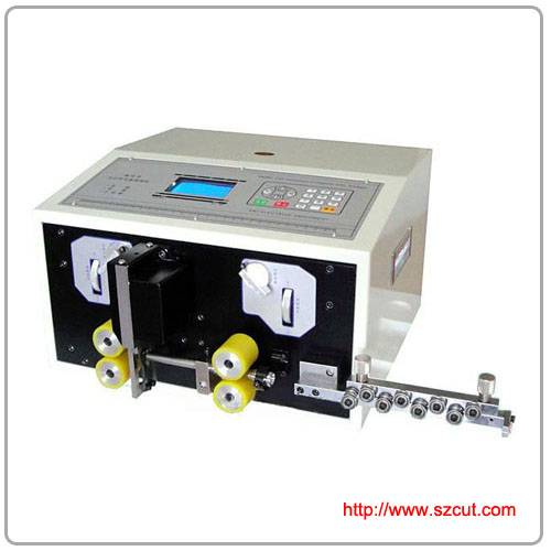 X-5003 stripping machine for electric wire,wire cutting & stripping equipment