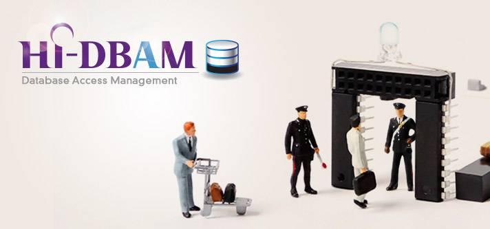 HI-DBAM Database Access Control