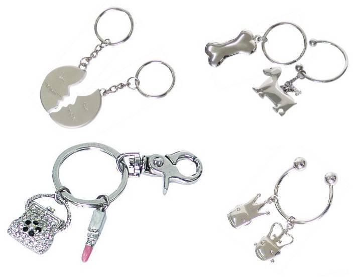 Key Chain, Key Ring, Metal Key Chain, Crystal Key Chain, Promotion Gifts