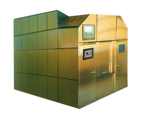 crematory retort