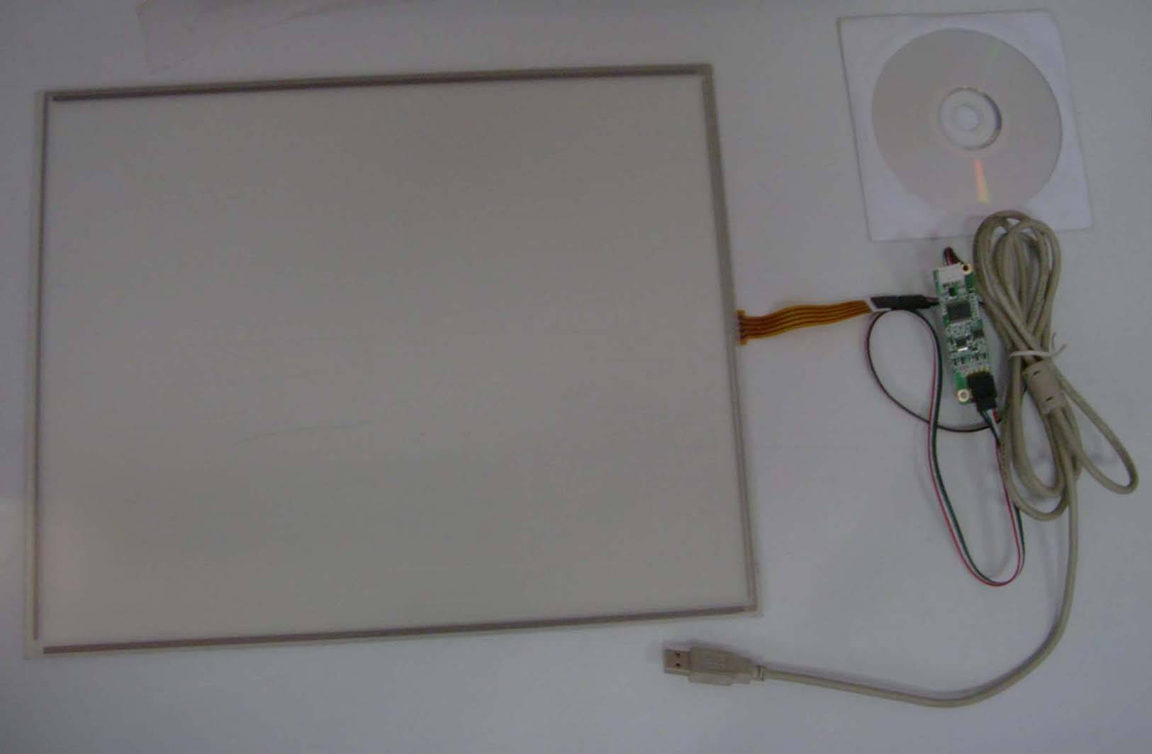 Sell unbreakable touch panel,resistive touch panel