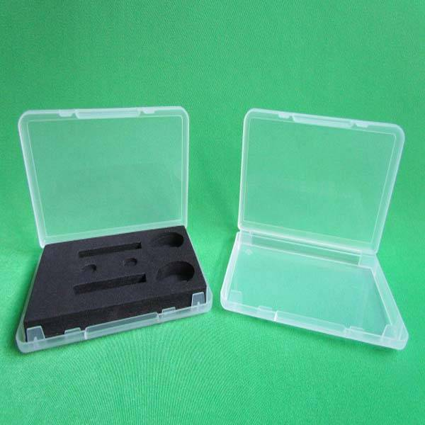 free sample plastic pp parts packaging boxes