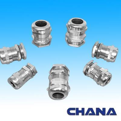 Metal Cable Gland - Copper Material or Stainless Steel Material