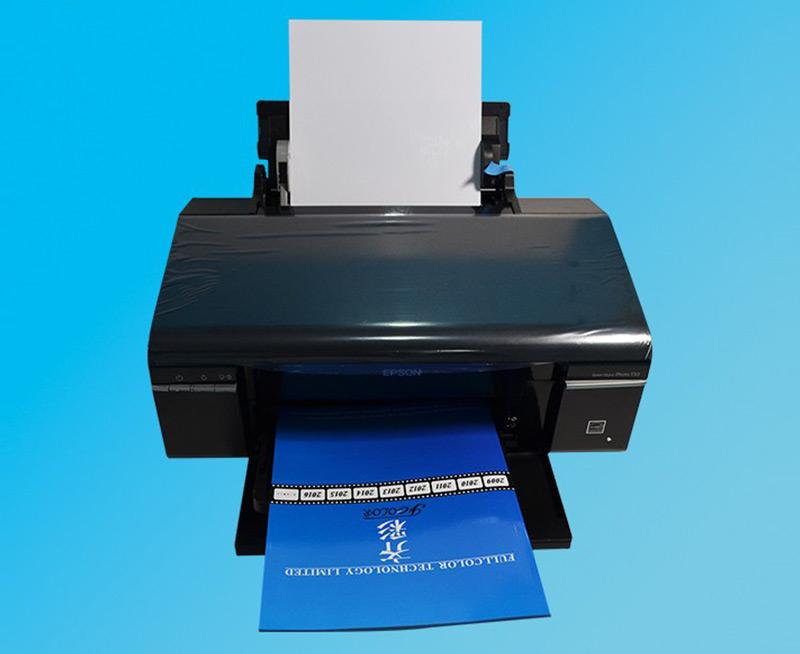 Desktop Office Inkjet Printer For Epson T50 A4 Size Sublimation Machine