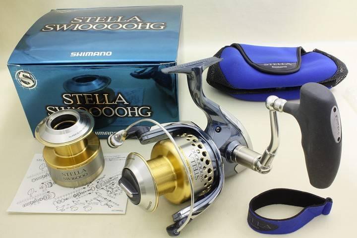 Shimano STELLA SW 10000-HG Spinning Reel