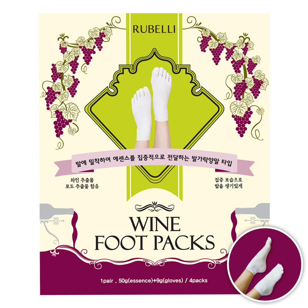 Foot pack
