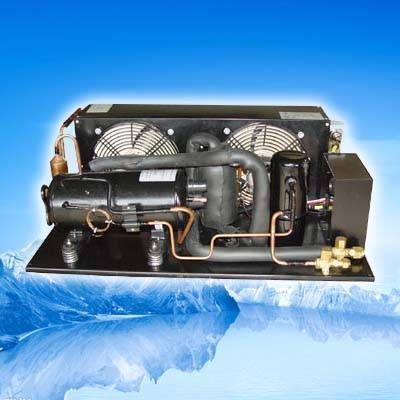 Refrigeration air cooled condensing units
