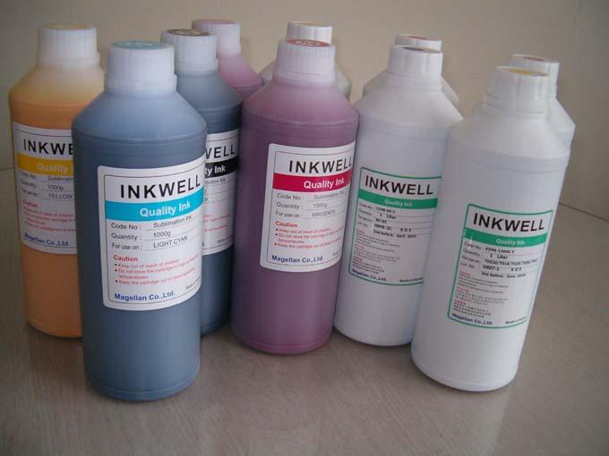 Dye Sublimation ink Korea top quality, good price