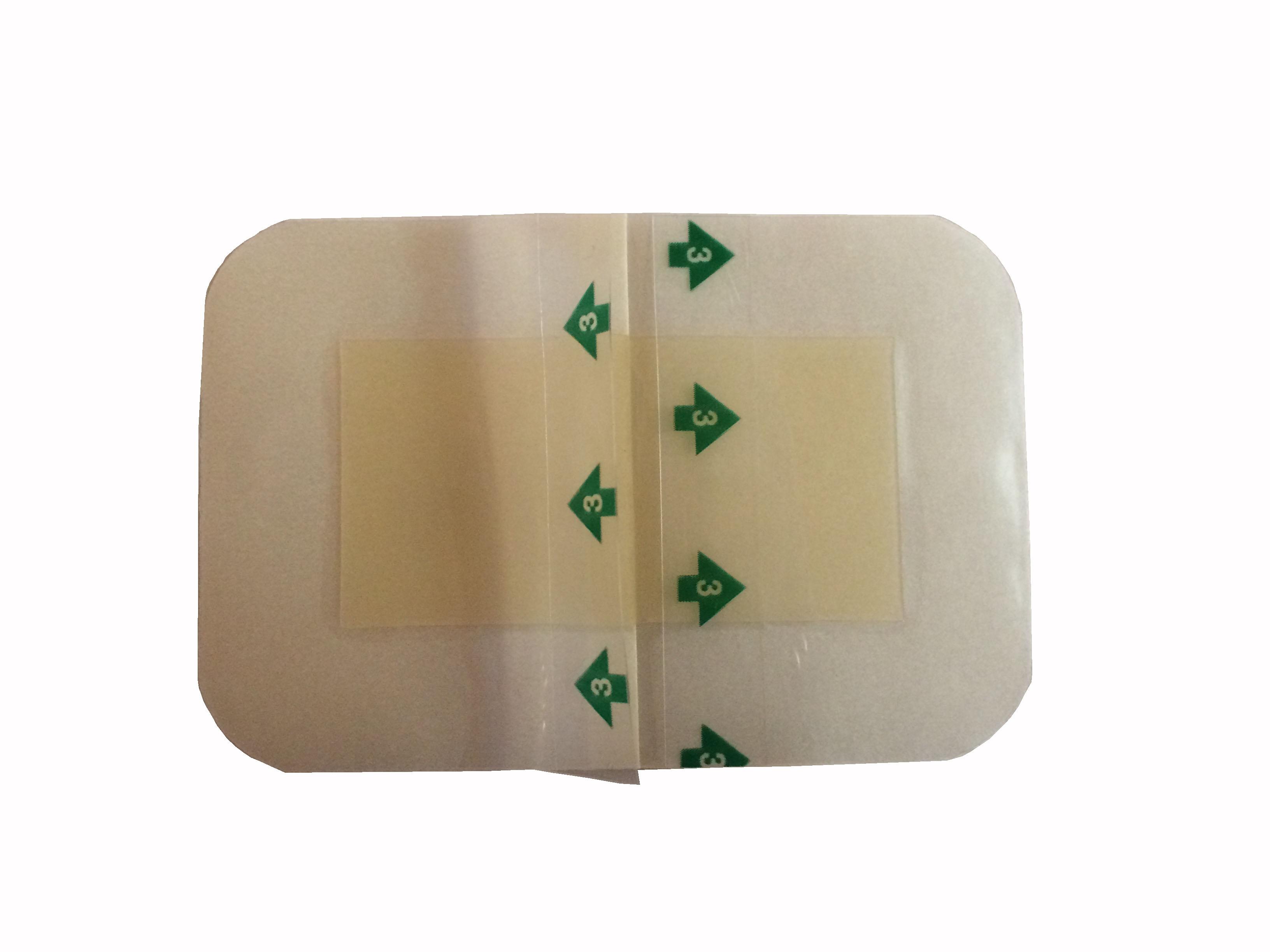 Hydrocolloid Plaster 7.5cmx5cm
