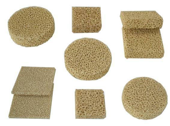 Zirconia Ceramic Foam filters