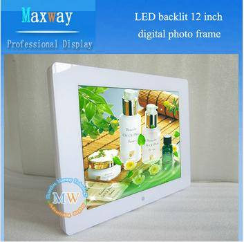 Promotion preferred 800600 photo digital frame 12 inch