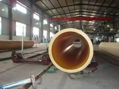 Composite pipes(MC nylon/Bamboo-plastic)