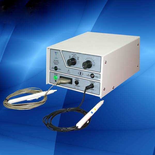 Radio Frequency Treatment---Medical Equipment