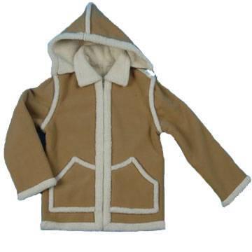 Women's polar fleece jacket
