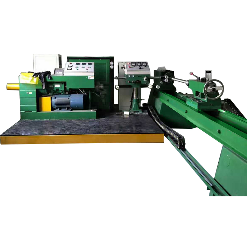 rubber roller wrapping machine