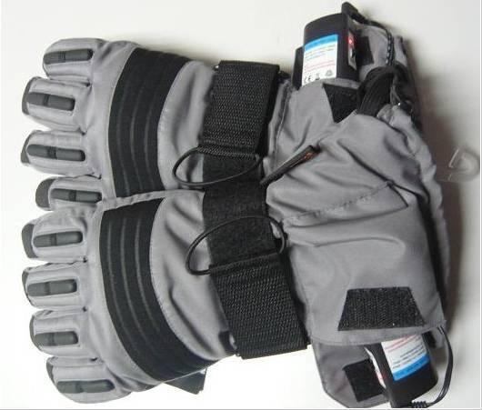 2200mAh New Electric Gloves/Heated Ski Gloves