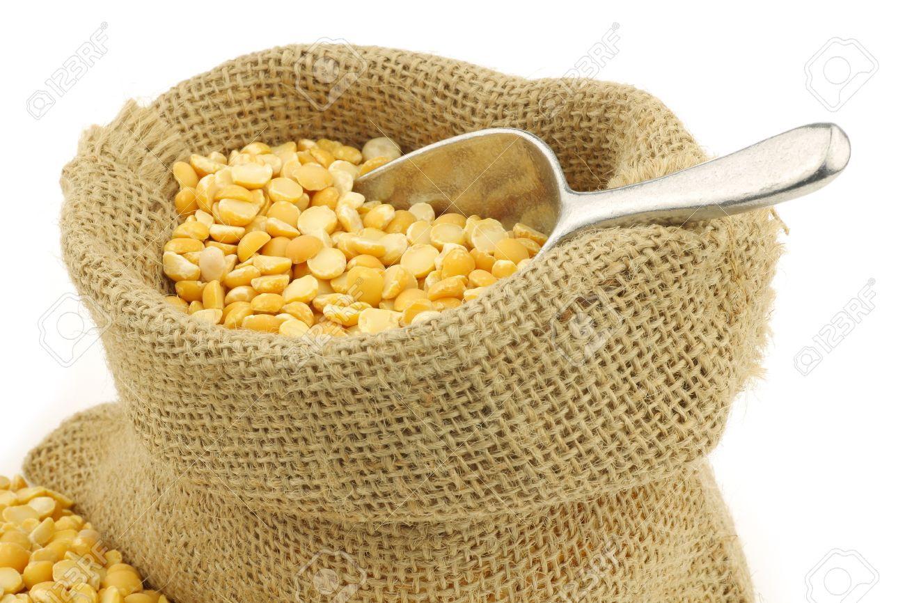 we supply yellow split peas